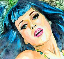 Katy Perry by Slaveika Aladjova