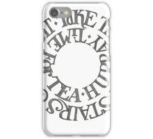 Biscuits Circle iPhone Case/Skin