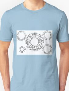 Biscuits Circle Unisex T-Shirt