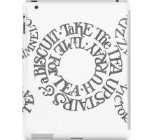 Biscuits Circle iPad Case/Skin