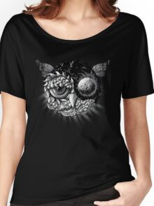 Owl Day & Owl Night Women's Relaxed Fit T-Shirt