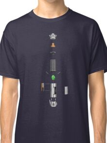 Lightsaber Cross-section Classic T-Shirt