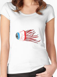 Terraria Eye Of Cthulu Women's Fitted Scoop T-Shirt