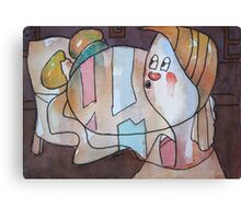 The Adulterer Canvas Print