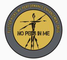 Flutter Kicks - My Performance Enhancement Drug Kids Tee