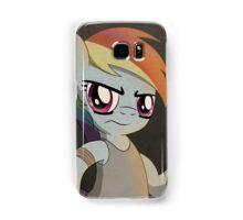 Rainbow Dash: Tomb Raider Phone Case Samsung Galaxy Case/Skin