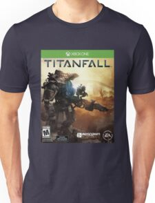 Titanfall Xbox One Tshirt T-Shirt