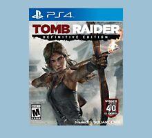 Tomb Raider Definitive Edition PS4 Tshirt Unisex T-Shirt