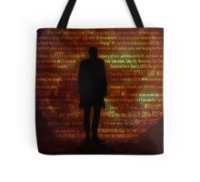 The greatest story never told. Tote Bag