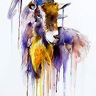 Goat by Slaveika Aladjova