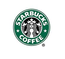 Cute Starbucks Logo by alienhanna