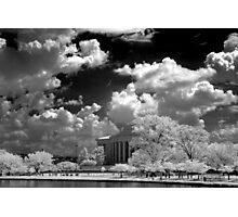 Jefferson Memorial in summer Photographic Print