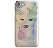 Abby diamond inspired deer. iPhone Case/Skin