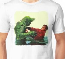 The Creature's Battle Royal Unisex T-Shirt