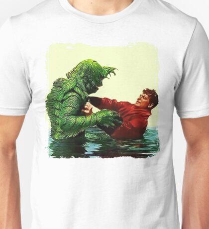The Creature's Battle Royal Unisex T-Shirt