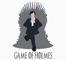 Game of Holmes (v2) by FandomsFriend