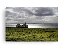 rusty old Canvas Print