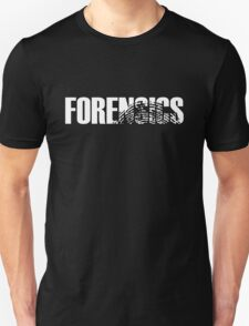 Forensic Detective T-Shirt