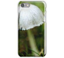 Mushroom vintage iPhone Case/Skin