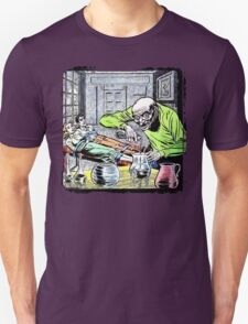 Mad Doctor at Play Unisex T-Shirt