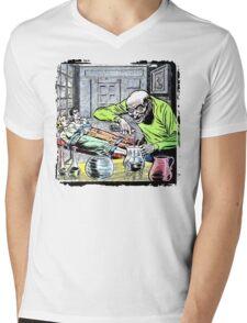 Mad Doctor at Play Mens V-Neck T-Shirt