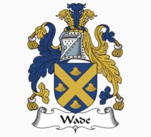 Wade Coat of Arms / Wade Family Crest Kids Clothes