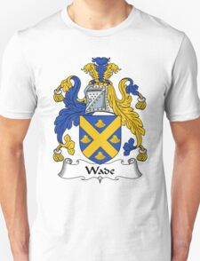 Wade Coat of Arms / Wade Family Crest T-Shirt