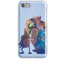 Monsters Inc ~ Doors! iPhone Case/Skin