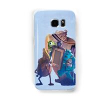 Monsters Inc ~ Doors! Samsung Galaxy Case/Skin