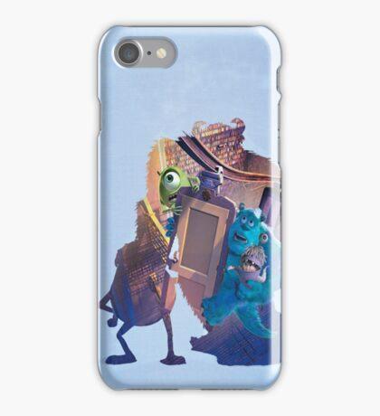 Monsters Inc ~ Doors! iPhone Case/Skin