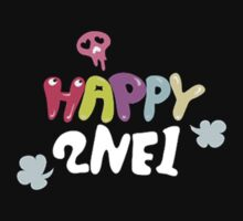 2NE1 Happy by supalurve