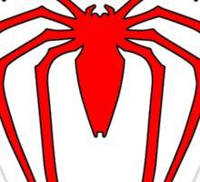 I Am Spiderman (Red) Sticker