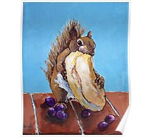 Bagel Eater Poster