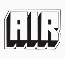 Air (French band) logo by PetSoundsLtd