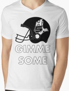 Hi-5 Up Top Gimme Some Mens V-Neck T-Shirt