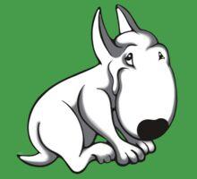Butter Wouldn't Melt Terrier One Piece - Short Sleeve