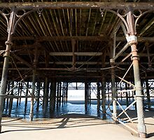 pier supports by photoeverywhere