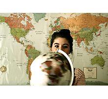 Around the World Photographic Print