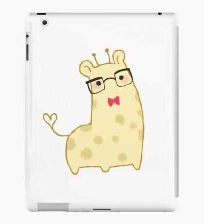 Nerd Giraffe iPad Case/Skin