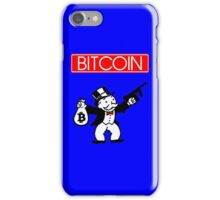 Get Bitcoin Make A Monopoly iPhone Case/Skin