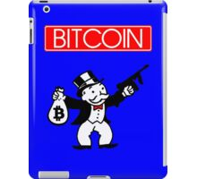 Get Bitcoin Make A Monopoly iPad Case/Skin