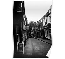 Lincoln Cobbles Poster