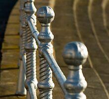 promenade railings by photoeverywhere