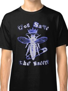 God Save The Queen BW Classic T-Shirt