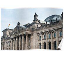 dem deutschen volke Poster