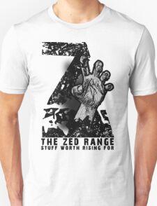 The ZED - RANGE official TEE T-Shirt