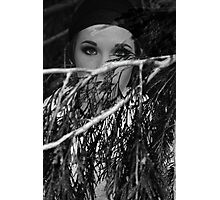 Peek-A-Boo Photographic Print