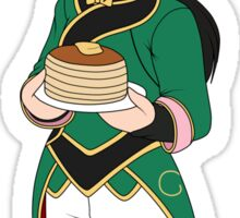 Pancake Chef Sticker