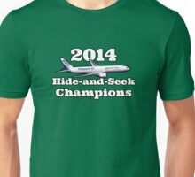 2014 World Hide and Seek Champions Unisex T-Shirt
