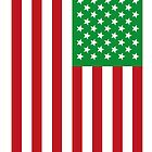 US Flag Italy by viixiigfl